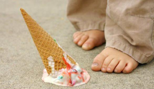Dondurma lekeleri nasıl temizlenir